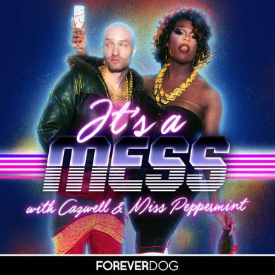 Drag superstar Miss Peppermint teams up with legendary rapper/songwriter Cazwell for an advice show that helps listeners navigate any and every topic under the sun. Produced by the Forever Dog Podcast Network.