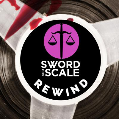 Sword and Scale Rewind, hosted by Matt Fondiler and Stefanie Wilder-Taylor, is the aftershow for the popular true-crime podcast Sword and Scale.