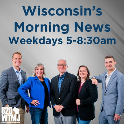 Cover art for 07-29-21 Mark Gehring of National Weather Service on Wisconsin's Morning News