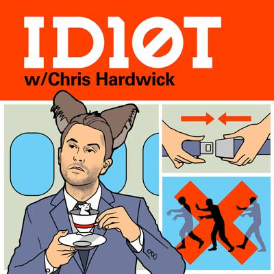 I am Chris Hardwick. This podcast used to be called Nerdist. Now it is not. It is still basically just me talking about stuff and things with my two nerdy friends Jonah Ray and Matt Mira when they're available, and usually someone more famous and smarter than all of us. Swearing is still fun, so we still do that occasionally. I hope you like this new iteration which is the same as before, but if a name hangs you up unhealthily I'm sure you will not hesitate to unfurl your rage not only in the 'reviews' section but also now on all the various social media platforms that have popped up since we started in 2010, effectively murdering blogs.