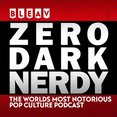 Pop Culture Podcast that's highly suspect, yet unusually entertaining, with some spoilers and swearing involved. We chat, review, and host interviews about Movies, TV Shows, Video Games, Hip Hop, Cosplay, Cartoons, Comics, Comiccons, and everything pop culture related. Follow us Zero Dark Nerdy on all Social Media Formats and our website is www.popculturepodcast.com.