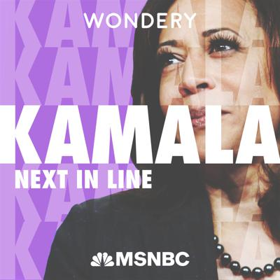 """All episodes are available for free, with ad-free episodes available for Wondery+ subscribers.KamalaHarris will become Vice President following one of the most tumultuous elections in U.S. history. Hosted by MSNBC'sJoy Reid, """"Kamala: Next In Line""""tells the cross-cultural journey that led Harris from her humble roots to become the firstBlack woman to representCalifornia in the Senate and now the firstBlackwoman elected Vice-President.From Oakland to Howard University,from California to Washington D.C., experience her story as it has never been told before. From Wondery, theteam behind """"The Shrink Next Door,"""