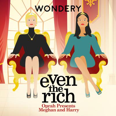 Cover art for Oprah Presents Meghan and Harry | Were You Silent, or Were You Silenced? | 1