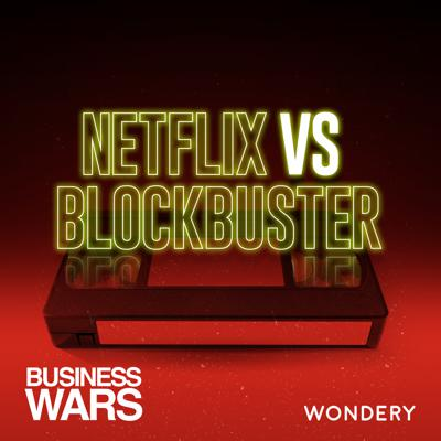 Cover art for Netflix vs Blockbuster - Interview with Rich Greenfield | 8