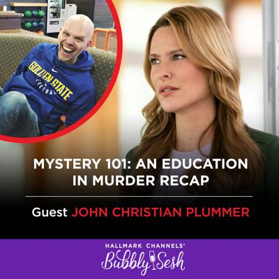 Cover art for Mystery 101: An Education in Murder Recap with Guest John Christian Plummer