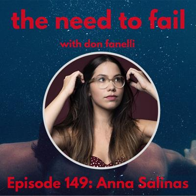 Cover art for Episode 149: Anna Salinas