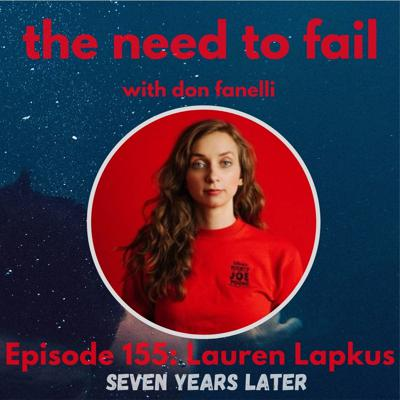 Cover art for Seven Years Later: Lauren Lapkus