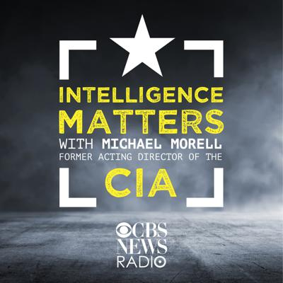 """In Intelligence Matters, former acting Director of the CIA Michael Morell, speaks with top leaders of the U.S. intelligence community as they reflect on their life, career and the critical roles they play in shaping national security policies. As a central figure in the most significant U.S. counter-terror efforts of the past two decades and a former CIA intelligence analyst, Morell is uniquely skilled at taking industry leading knowledge to make connections that provide deep insight into complex security events – helping decode intelligence officials' key priorities and providing perspectives on how to achieve national security objectives. Morell is the author of """"The Great War of Our Time"""" and a vivid account of the Central Intelligence Agency, a life in secrets, and a war in the shadows."""
