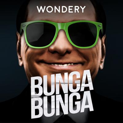 """Silvio Berlusconi was a charismatic multi-millionaire real-estate mogul who upended the Italian political order and hypnotized an entire nation. He was the longest-serving prime minister of one of the world's wealthiest countries, until he was brought down by three powerful women - and two words: """"Bunga Bunga."""" From Wondery, the makers of Dirty John and The Shrink Next Door, and hosted by comedian Whitney Cummings, """"Bunga Bunga"""" is an eight part series on the incredible true story of the rise and fall of Silvio Berlusconi, told with Whitney's signature wit and style."""