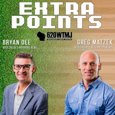 Cover art for 7-30-21 Extra Points with Bryan Dee