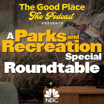 Cover art for Bonus Episode: A Parks and Recreation Special Roundtable