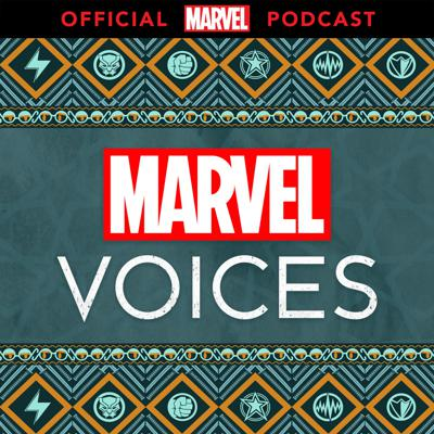 OnMarvel's Voices, host Angélique Roché holds in-depth conversations with diverse storytellers about their creative processes, collaborations, and professional journeys.