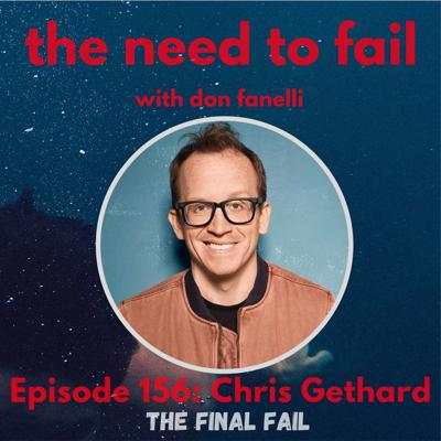 Cover art for The Final Fail: Chris Gethard
