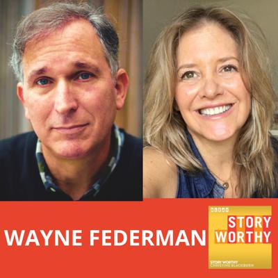 Cover art for 673 - Lessons in Ventriloquism with Comedian/Actor Wayne Federman