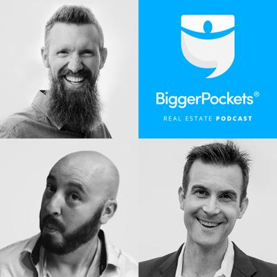 "Imagine you are friends with hundreds of real estate investors and entrepreneurs. Now imagine you can grab a beer with each of them and casually chat about failures, successes, motivations, and lessons learned. That's what The BiggerPockets Podcast delivers.Co-hosted by Brandon Turner, David Greene, and BiggerPockets founder Joshua Dorkin, this podcast provides actionable advice from investors and other real estate professionals every week. The show won't tell you how to ""get rich quick"" or sell you a course, boot camp, or guru system; instead, the BiggerPockets Podcast will give you real strategies that work for real people.Start listening and join the 1.3 million members who are learning to invest! Visit biggerpockets.com, and follow us on Instagram (@biggerpockets, @beardybrandon, @davidgreene24, @jrdorkin) and Twitter (@BiggerPockets, @BrandonAtBP, @DavidGreene24, and @jrdorkin)."