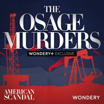 Cover art for The Osage Murders   A Shrinking Family   1