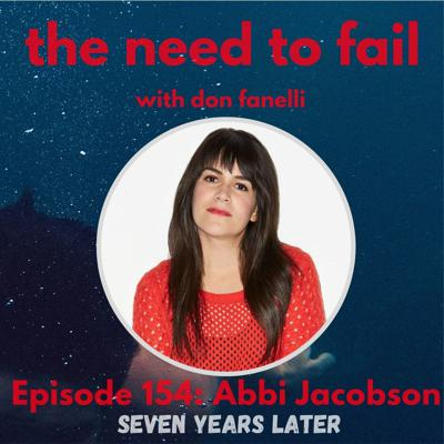 Cover art for Seven Years Later: Abbi Jacobson