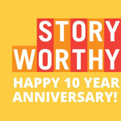 "Celebrating 10 years of podcasting in July, 2020! Hollywood's most talented comedians and writers share true, personal stories. Watch Story Worthy on HBO's ""I'll Be Gone In The Dark"" this summer with Michelle McNamara. Christine Blackburn is the creator and host of Story Worthy, The Story Worthy Hour of Power, and Story Smash the Storytelling Game Show  LIVE every month at the Hollywood Improv (when we're not in lockdown.) Past Story Worthy guests include Larry King, Sugar Ray Leonard, Comedians Kevin Nealon, Greg Proops, April Macie, Sam Morril, Theo Von, Marylynn Rajskub, Wayne Federman, Jimmy Pardo, Danny Zuker, Laurie Kilmartin, Heather McDonald, Kelly Carlin, Bobcat Goldthwait, Dana Gould, Eddie Peppitone, Mindy Rickles, Jon Gabrus, Actors- Ed Asner, Dave Koechner, Vince Van Patten,  Mary Birdsong, Sean Giambrone, Wendi McLendon-Covey, Toby Huss, Broadcaster Adam Carolla, Photographer/Writer Matt Oswalt, Director Barry Sonnenfeld, Executive Producers Phil Rosenthal, Madeleine Smithberg, Mark Brazil, Anthrax's Scott Ian, and on and on. Start listening anywhere in the catalog, or look for your favorite guest or story topic. New episode every TUESDAY! Subscribe, rate and review wherever you are listening. Thank you so much and make it a Story Worthy week!"