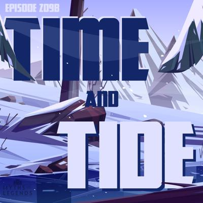 Cover art for 209B-Viking Legends: Time and Tide