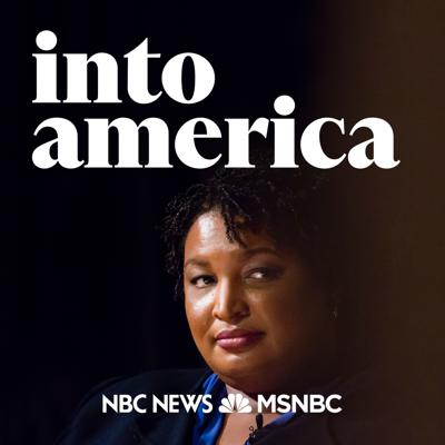 Cover art for Into 2020 with Stacey Abrams