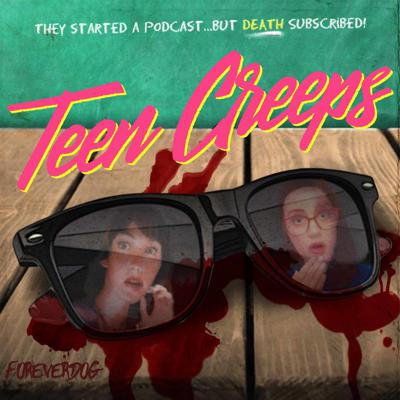Grownup comedians Kelly Nugent and Lindsay Katai discuss the trashy teen horror of their awkward neon youth - from the rise of MTV to the fall of ... well, MTV. So tighten those side ponytails, push your pogs to one side, then fire up your 56k dial-up modem and subscribe. New episodes every Wednesday on the Forever Dog Podcast Network. All creepy opinions expressed are those of the hosts.