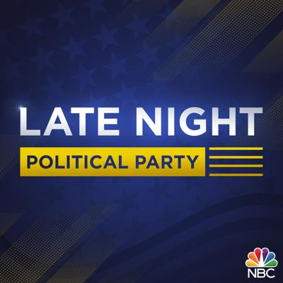 Cover art for Late Night Political Party, Part 2