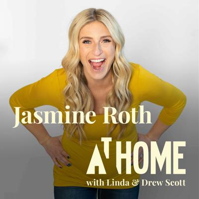 Cover art for Jasmine Roth - HGTV Superstar Representing Women who Build, Being Pregnant on a Construction Site