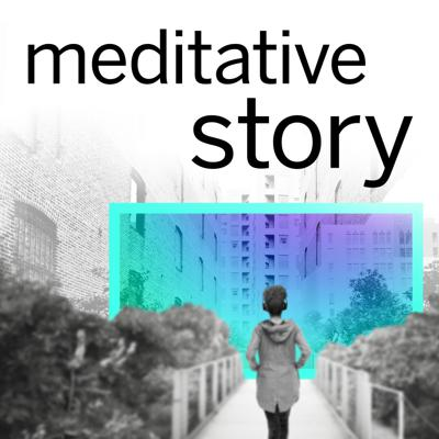 Meditative Story combines extraordinary human stories with meditation prompts embedded into the storylines — all surrounded by breathtaking music. Think of it as an alternative way into a mindfulness practice, through vivid stories and cinematic music and production values. Meditative Story is produced by WaitWhat in partnership with Arianna Huffington's Thrive Global. Our community tells us that they listen to the same episodes over and over again, and according to data provided by Apple Podcasts, Meditative Story may have the highest engagement of any podcast in the world. And that makes us proud! Thank you, Salesforce, for sponsoring Meditative Story.