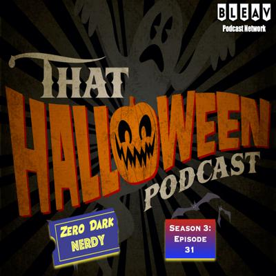 Cover art for S3E31: The Halloween Episode