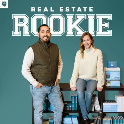 Cover art for 371: Introducing BiggerPockets' Brand New Show: Real Estate Rookie Podcast