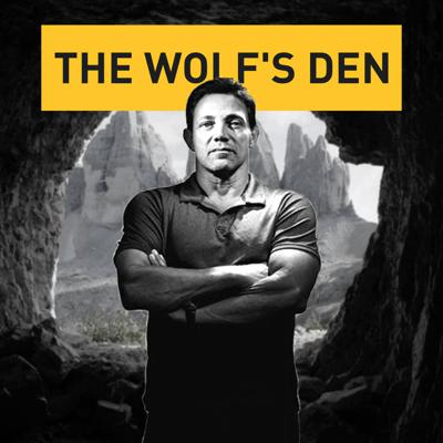 The Wolf's Den is a podcast featuring Jordan Belfort (The REAL Wolf of Wall Street). He'll discuss some of the craziest moments of his life, as well as interview the biggest celebrities, entrepreneurs, scientists, and anyone else that piques his interest. Subscribe today and join the wolf pack!