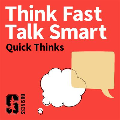 Cover art for Quick Think: Use This Framework to Speak up in Virtual Meetings