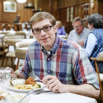 Cover art for Joe Pera talks with us (and we talk about Star Wars, too)