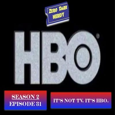 It's Not TV. It's an HBO Podcast Episode