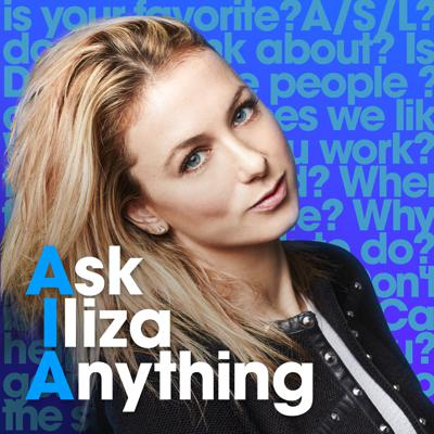 Comedian Iliza Shlesinger has a unique outlook on life. From the best way to eat Sour Patch Kids to the least offensive way to break up with a friend, Iliza has cultivated a hilarious take on society's problems, ranging from thought-provoking to rage-fueled. She enjoys nothing more than giving life advice to total strangers, sometimes with a celebrity guest in tow.She's here for you to ask about life and ask about yourself, so ask Iliza anything.