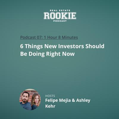 Cover art for 6 Things New Investors Should Be Doing Right Now