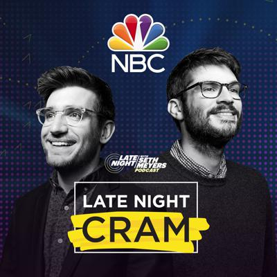 Cover art for Late Night Cram: Nearing the End of the 2020 Campaign