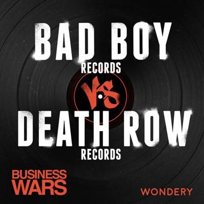 Cover art for Death Row Records vs Bad Boy Records   Life After Wartime   6