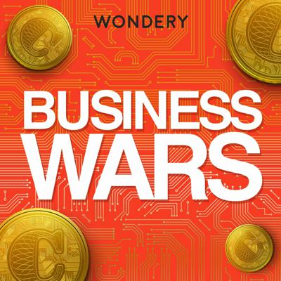 New episodes come out every Monday and Wednesday for free, with 1-week early access for Wondery+ subscribers.Netflix vs. HBO. Nike vs. Adidas. Business is war. Sometimes the prize is your wallet or your attention. Sometimes, it's just the fun of beating the other guy. The outcome of these battles shapes what we buy and how we live.Business Wars gives you the unauthorized, real story of what drives these companies and their leaders, inventors, investors and executives to new heights -- or to ruin. Hosted by David Brown, former anchor of Marketplace. From Wondery, the network behind Dirty John and American History Tellers.