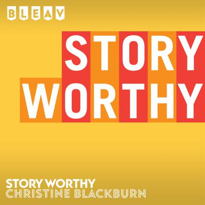 """Each week Hollywood's most talented people in the entertainment industry share true, personal stories on the Story Worthy Podcast. Story Worthy celebrates 11 years of podcasting in July 2021! Listen wherever you want and catch up on all the TRUE stories from your favorite talents! Christine Blackburn is the creator and host of Story Worthy. Brand new episode every Tuesday!Story Smash the Storytelling Game Show  is LIVE every Friday night on Facebook and YouTube!  No tickets needed! Join host Christine Blackburn and expert judges Blaine Capatch, Danny Zuker and fabulous other comedians for a round of Story Smash the Storytelling Game Show! FRIDAY NIGHTS at 7pm PST. I guarantee you'll laugh! #SPINTHATWHEEL!The Story Worthy Hour of Power presented by Flappers Comedy Club the third Sunday of every month (virtually.) The next show is March 21st, 2021. Get your tickets here to see 5 of your favorite comedians telling true 10 minute stories!And please follow Story Worthy on Twitter, Facebook, Instagram and YouTube. (I'm mostly on Twitter.)Thank you!Past Story Worthy guests include Larry King, Sugar Ray Leonard, Comedians Kevin Nealon, Judy Gold, Wendy Liebman, Greg Proops, April Macie, Sam Morril, Theo Von, Marylynn Rajskub, Wayne Federman, Monica Piper, Debbie Kasper, Jimmy Pardo, Danny Zuker, Laurie Kilmartin, Heather McDonald, Kelly Carlin, Bobcat Goldthwait, Dana Gould, Eddie Pepitone, Mindy Rickles, Jon Gabrus, Kira Soltanovich Actors- Ed Asner, Dave Koechner, Vince Van Patten,Melissa Peterman,  Mary Birdsong, Sean Giambrone, Wendi McLendon-Covey, Toby Huss, Willie Garson, Broadcaster Adam Carolla, Photographer/Writer Matt Oswalt, Director Barry Sonnenfeld, Executive Producers Phil Rosenthal, Madeleine Smithberg, Mark Brazil, Anthrax's Scott Ian, and on and on. Start listening anywhere in the catalog, or look for your favorite guest or story topic. New episode every TUESDAY! Subscribe, rate and review wherever you are listening. AND Watch Story Worthy on HBO's """"I'll B"""