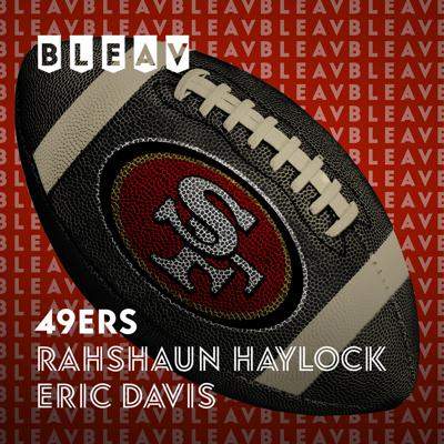 Get pre and post-game analysis, and discussion on your 49ers from 13 year NFL veteran Eric Davis and host Rahshaun Haylock.