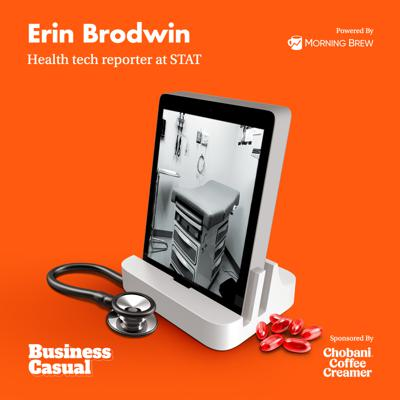 Cover art for Decoding Big Tech's high-risk, high-reward healthcare future