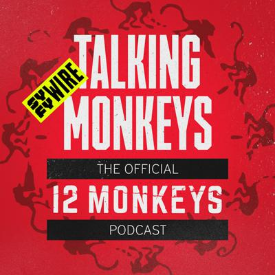 Talking Monkeys is the official podcast for SYFY's original series,12 Monkeys.  Featuring co-creator and showrunner Terry Matalas as well as various cast members, each installment ofTalking Monkeysdives deep into a specific episode with discussion, revelations, backstage secrets, things you didn't know, funny stories, questions answered and more. Warning: Spoilers abound!
