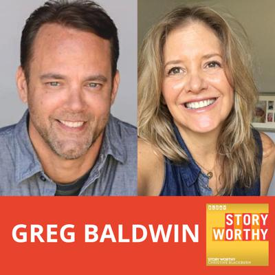 Cover art for 674 - How Meth Turned into the Best Thing That Ever Happened To Me with Comedian Greg Baldwin