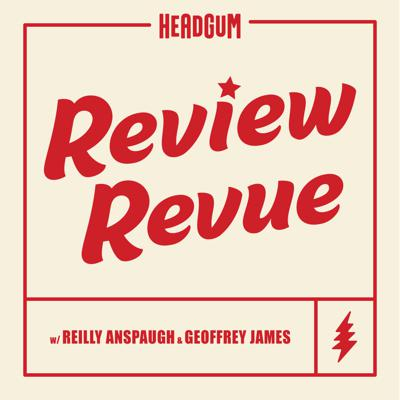 A weekly show hosted by Reilly Anspaugh and Geoffrey James that blends conversation and improvised scene work based on some of the oddest/most specific reviews from across the farthest reaches of the internet. Email YOUR own reviews in to reviewrevueshow@gmail.com, and the hosts will read them on the show!