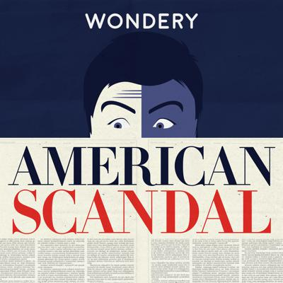 Cover art for American Scandal — Enron: A Sense of Urgency