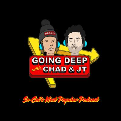 Going Deep with Chad and JT podcast features Chad Kroeger and JT Parr from Chad Goes Deep. In the pod, they will discuss major current events, honor legends, explore ongoing beefs, and give advice to fans who have sent in questions. New episodes released every Wednesday! For more of Chad Goes Deep, check us out at www.chadgoesdeep.com