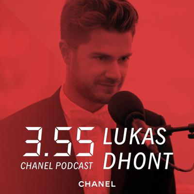 Cover art for CHANEL, 'Les Premières fois'  in Cannes with Lukas Dhont