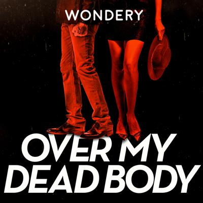 Cover art for Over My Dead Body — Tally: The Husband