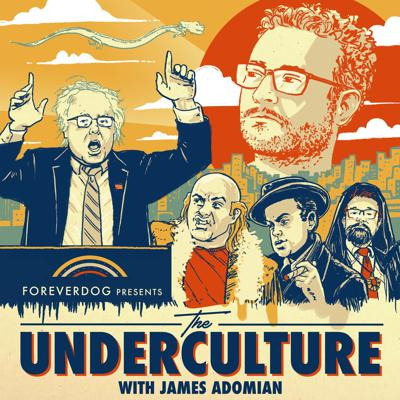 The Underculture is your premiere source for exclusive audio leaks from some of the most influential, provocative,  and divisive political and cultural figures from the present day and history, including Bernie Sanders, Elon Musk, Ayn Rand, Shaquille O'Neal, Sebastian Gorka, Orson Welles, Alexandria Ocasio-Cortez, and more. And yes, it's 100% satire. Performed by James Adomian and friends, and produced by the Forever Dog Podcast Network, The Underculture is a surreal vision of our surreal times populated by heroes and hucksters.